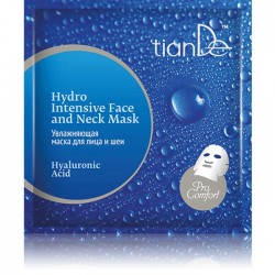 Hyaluronic Acid Hydro Intensive Face and Neck Mask