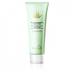Regenerating hand cream with extract of aloe vera 80ml