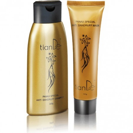Panax Special Anti Dandruff Shampoo and Mask 220+100g