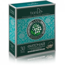Phytotea with Angelica Sinensis and Dropwort for Women