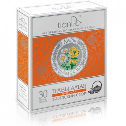 Tibetan collection herbal infusion 30 pcs