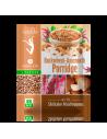 Buckwheat-Amaranth Porridge with Shiitake Mushrooms