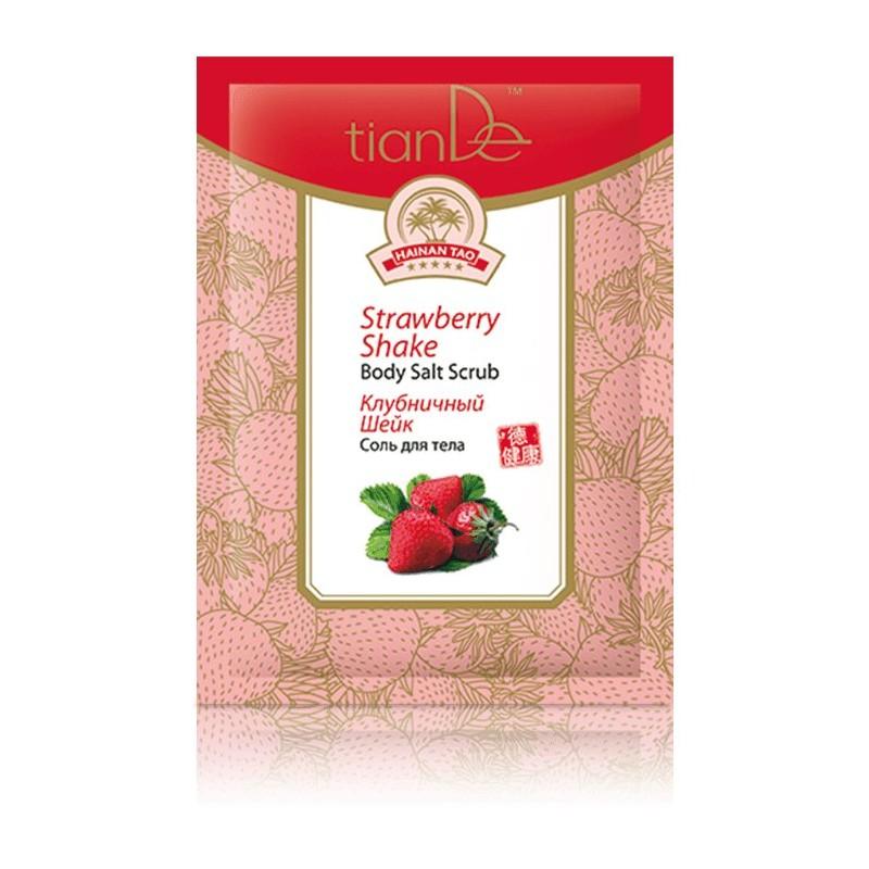 Strawberry Shake Body Salt Scrub 60g