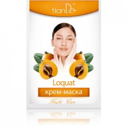 Loquat Night Cream-mask